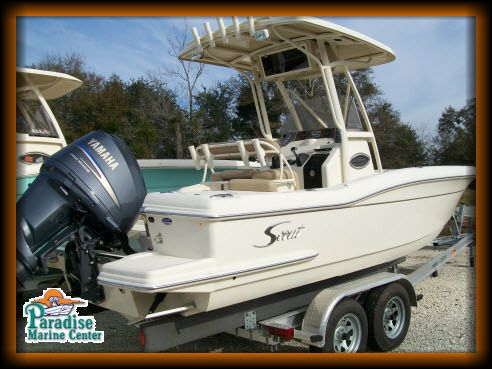 Scout Center Console for Sale **2020 New 222 Sportfish at $56K Price Sportfishing Boats for Sale