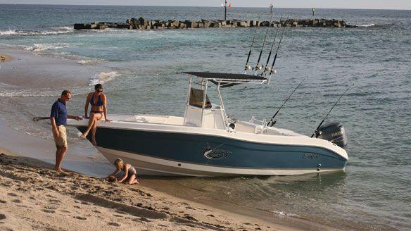 Seaswirl 2305 CC Center Console 2010 All Boats