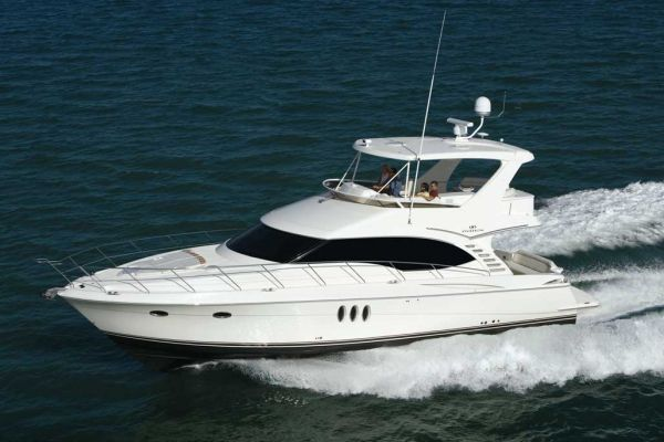 Silverton 52 OVATION WITH TRIPLE IPS 2010 All Boats