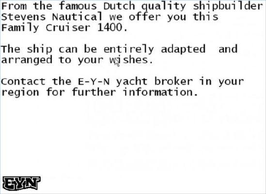 2010 stevens nautical family 1400  4 2010 Stevens Nautical Family 1400