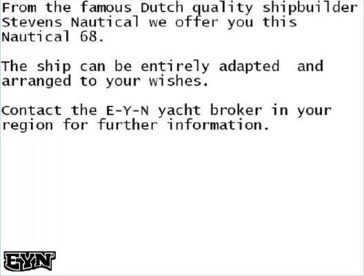 Boats for Sale & Yachts Stevens Nautical Nautical 68 2010