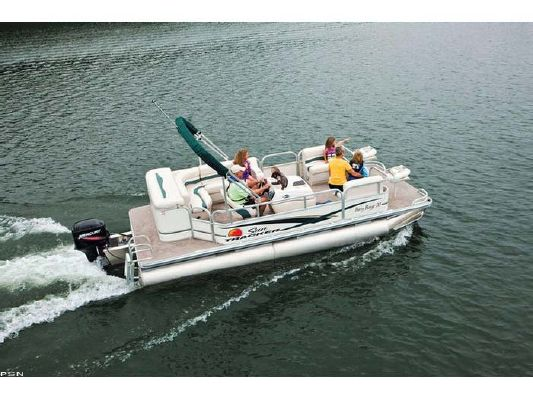 Sun Tracker Party Barge 20 Classic 2010 Sun Tracker Boats for Sale