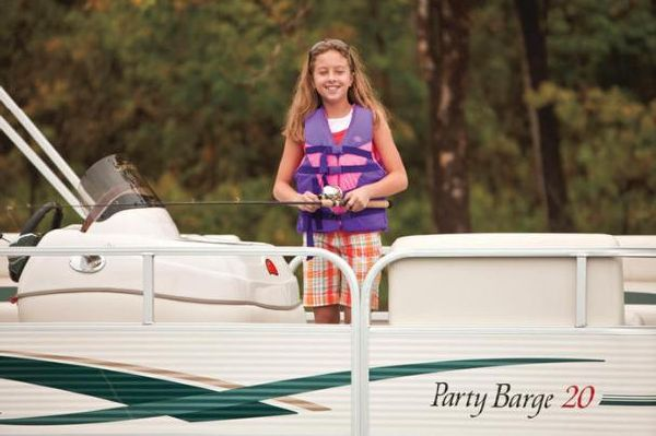Sun Tracker PARTY BARGE 20 Classic Series 2010 Sun Tracker Boats for Sale