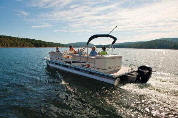 Boats for Sale & Yachts Sun Tracker PARTY BARGE 24 Classic Series 2010 Sun Tracker Boats for Sale