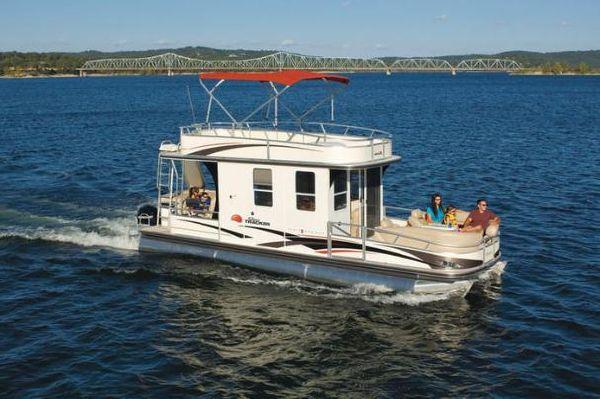 Sun Tracker PARTY CRUISER 32 Regency Edition 2010 Sun Tracker Boats for Sale