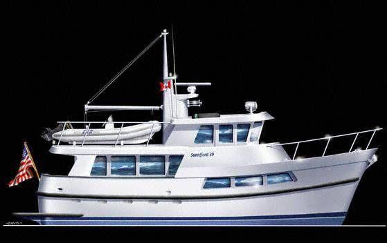 Sunnfjord Pilothouse LRC 2010 Pilothouse Boats for Sale