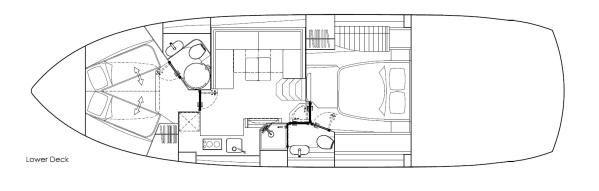 Sunseeker Portofino 48 2010 Sunseeker Yachts