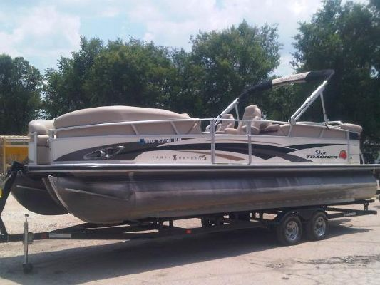 SUNTRACKER PB25XP 2010 Sun Tracker Boats for Sale