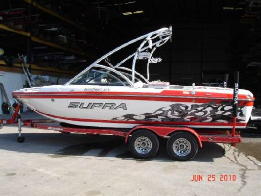 Boats for Sale & Yachts Supra Launch 21V 2010 All Boats