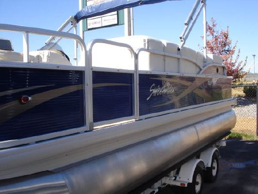 Boats for Sale & Yachts Sweetwater 2186 DF 2010 Sweetwater Pontoon Boat