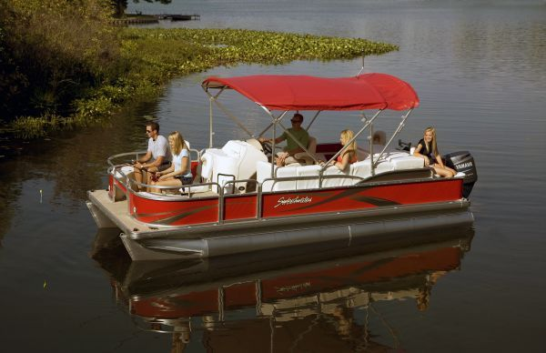 Boats for Sale & Yachts Sweetwater SW2186DF 2010 Sweetwater Pontoon Boat