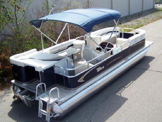 Tahoe 24FT TAHOE PONTOON BOAT 2010 Pontoon Boats for Sale