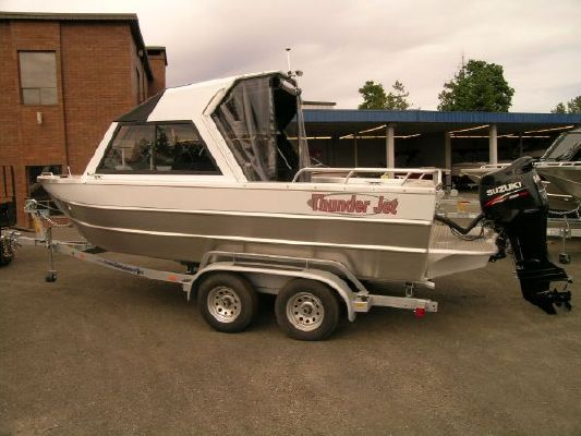 Thunder Jet Chinook 2010 Jet Boats for Sale