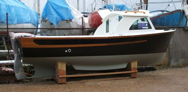 Timeless Cuddy Launch New 2010 All Boats