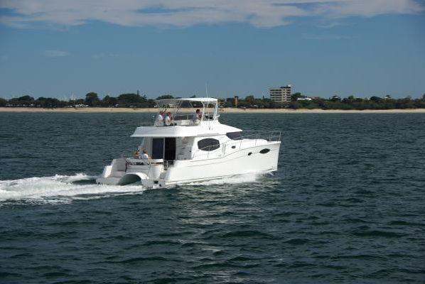 2010 trawler summerland 40  1 2010 Trawler Summerland 40