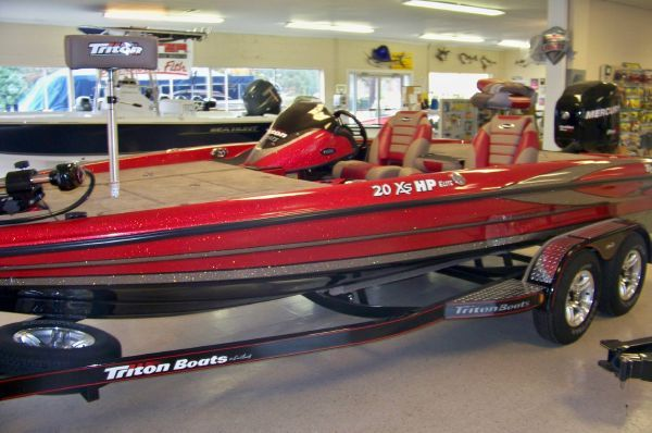 Triton 20 Xs High Performance 2010 Triton Boats for Sale