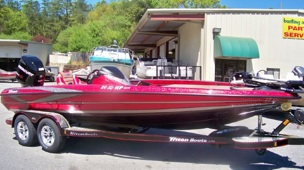 Triton 20 XS HP Elite 2010 Triton Boats for Sale