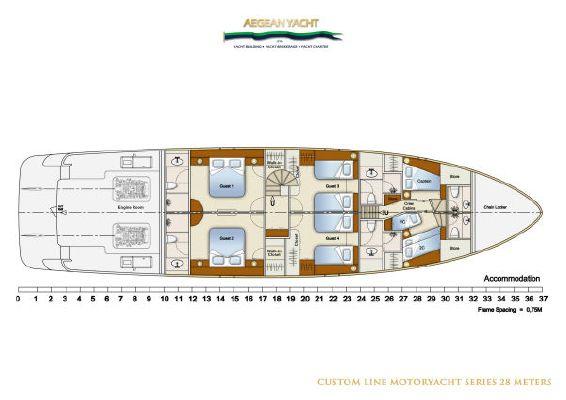 Aegean Yacht Builders CUSTOM M/Y 2011 All Boats