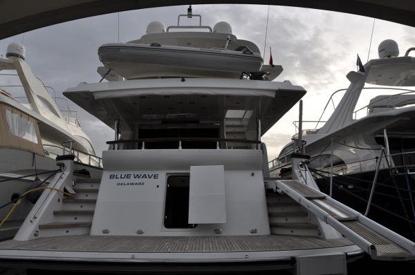 AIBS 30M MY (SWJ) 2011 All Boats
