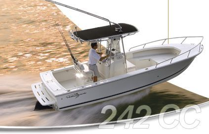 Albemarle 242 CC 2011 Albemarle Boats for Sale