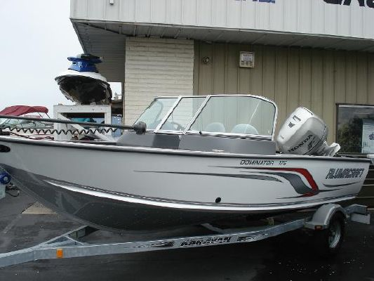 Alumacraft Dominator 175 Sport Alumacraft Boats for Sale