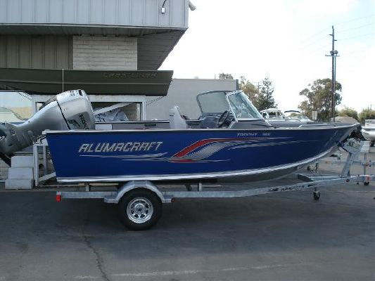 Alumacraft Trophy 185 2011 Alumacraft Boats for Sale