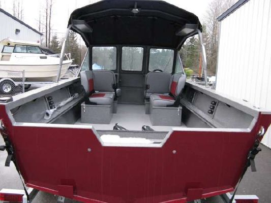 Alumaweld 20' Stryker Sport O/B 2011 Alumacraft Boats for Sale
