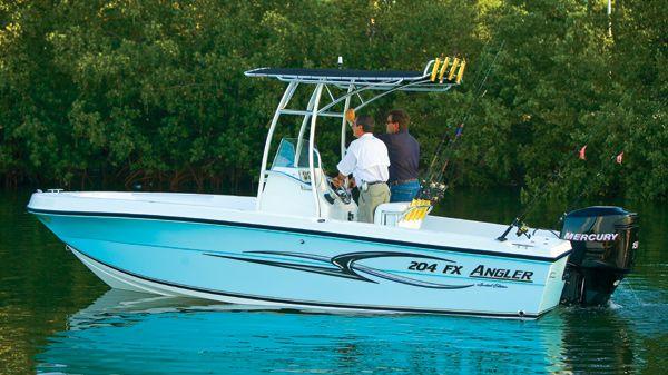 Angler 204FX LIMITED EDITION 2011 Angler Boats