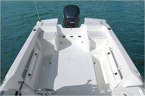 Angler 220WA 2011 Angler Boats