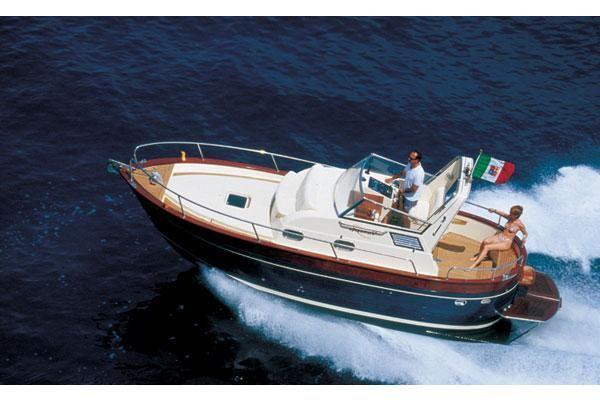 Apreamare 28 Midcabin 2011 All Boats