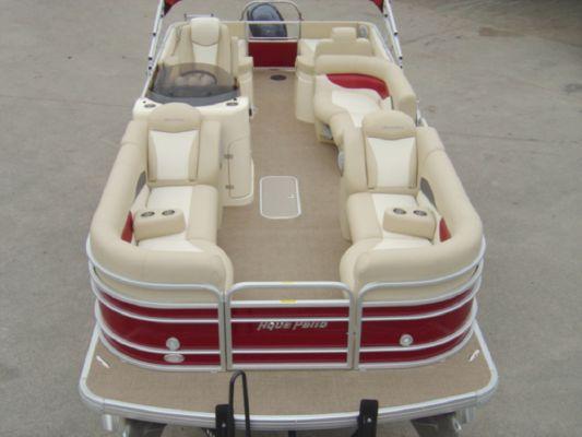 Aqua Patio 240SL 2011 All Boats