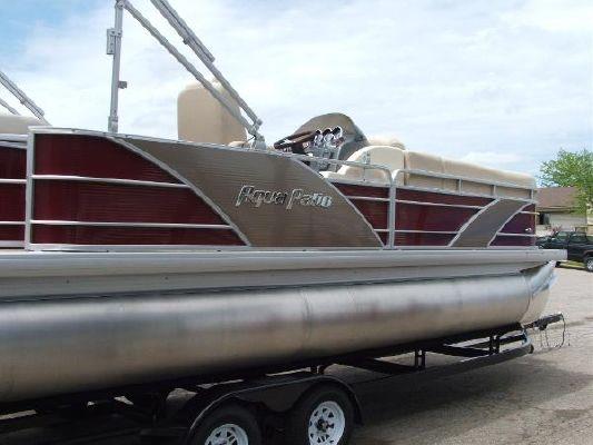 Aqua Patio AP 240 AFT DECK 2011 All Boats