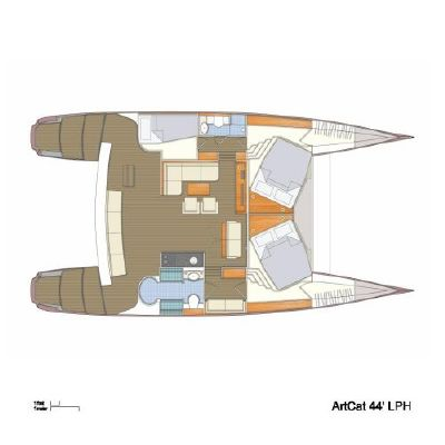 Arteran ArtCat 46 LPH 2011 All Boats