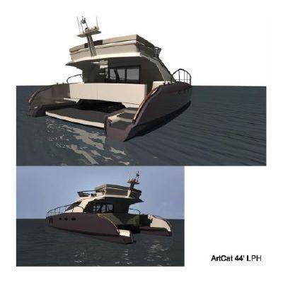Boats for Sale & Yachts Arteran ArtCat 46 LPH 2011 All Boats