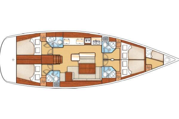 Boats for Sale & Yachts Beneteau Oceanis 50 Family 2011 Beneteau Boats for Sale