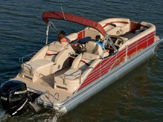 Boats for Sale & Yachts Bennington R SERIES 2575 RCW O/B 2011 Bennington Pontoon Boats for Sale