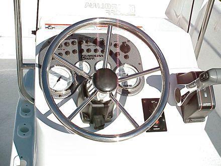 Carolina Skiff DLV SERIES 218 DLV 2011 Skiff Boats for Sale