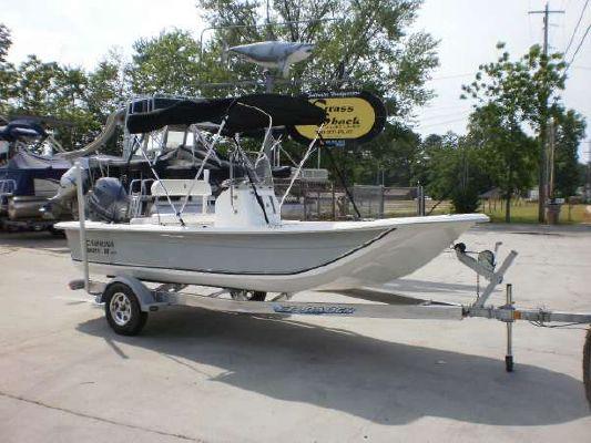 Carolina Skiff JVX 18 CC 2011 Skiff Boats for Sale