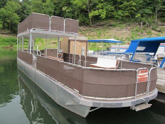 CarolinaKentucky 10 x 40 Custom Pontoon 2011 Boats for ...