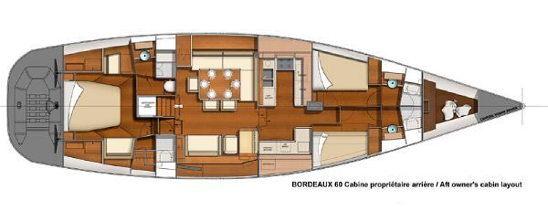 CNB Yacht Bordeaux 60 2011 All Boats