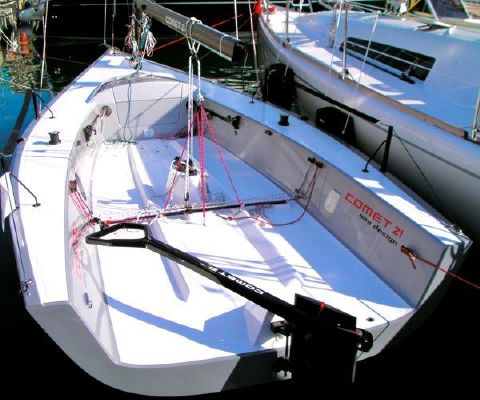 Comet 21 2011 All Boats