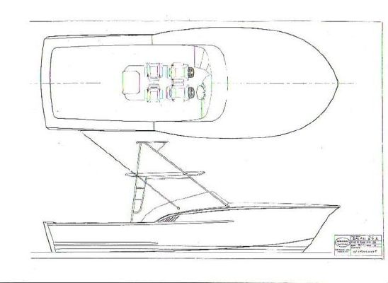 Composite 26 express 2011 All Boats