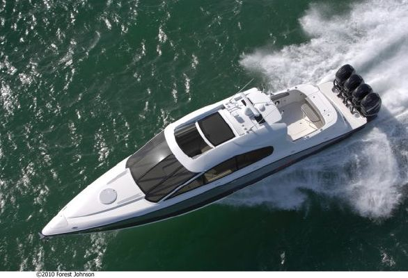 Concept 4400 Sport Coupe 2011 All Boats