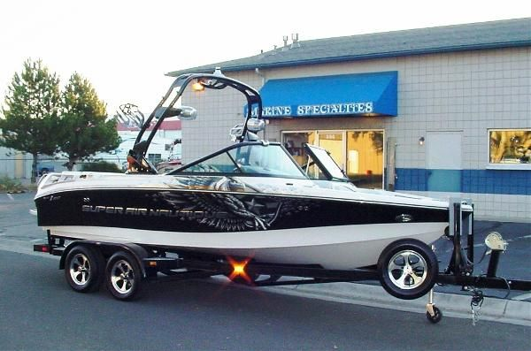 Correct Craft Super Air Nautique 210 2011 All Boats
