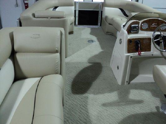 CREST PONTOON BOATS 230 SL Classic 2011 Pontoon Boats for Sale