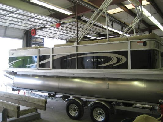 Boats for Sale & Yachts CREST PONTOON BOATS CLASSIC 230 2011 Pontoon Boats for Sale