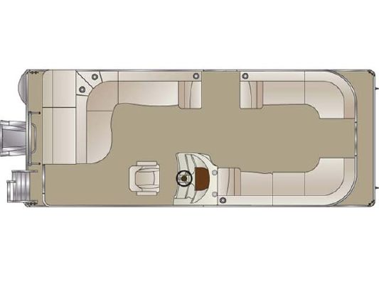 Boats for Sale & Yachts CREST PONTOON BOATS Classic Series 230 2011 Pontoon Boats for Sale