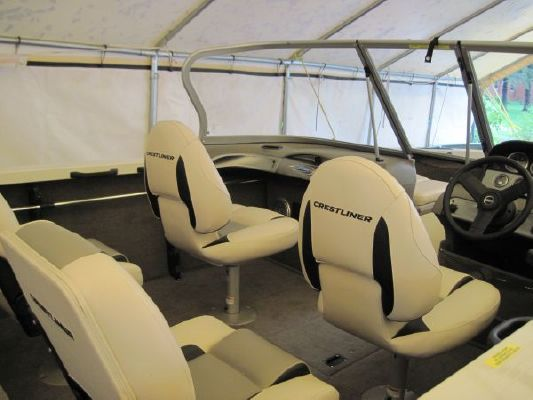 Crestliner 1700 Superhawk 2011 Crestliner Boats for Sale
