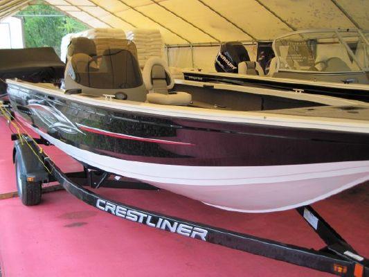 Crestliner 1750 Fish Hawk SC 2011 Crestliner Boats for Sale
