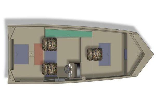 Crestliner 18 Ambush 2011 Crestliner Boats for Sale